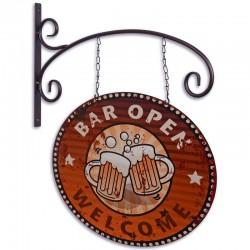 Decoratiune din metal bar