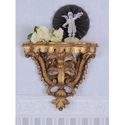 Consola venetiana cu diverse decoratiuni